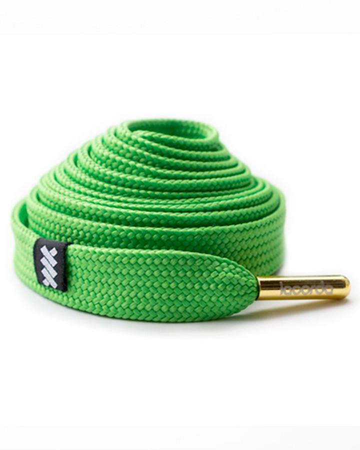 Lacorda - OG Green Shoelace Belt