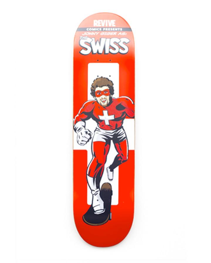 Jonny Giger | The Swiss - Deck