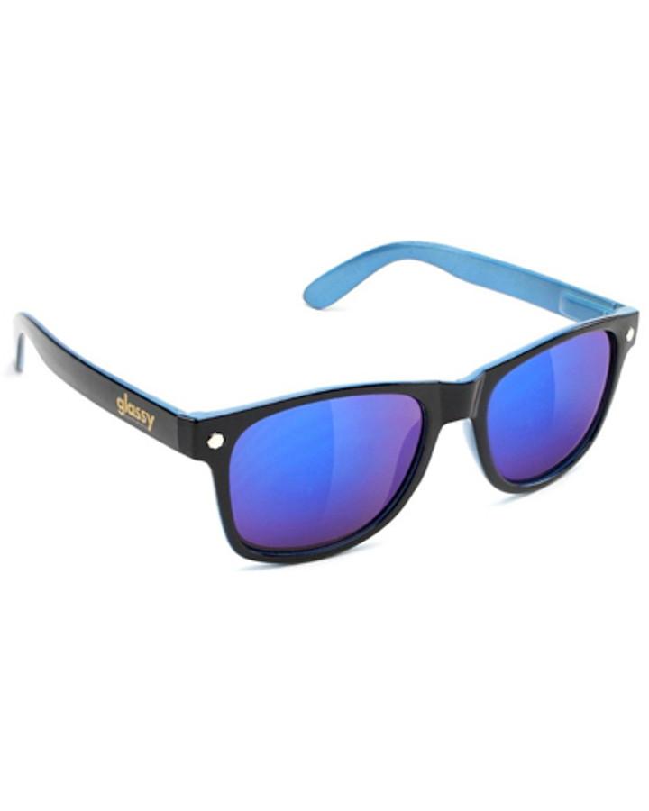 Leonard - Black/Blue/Blue Mirror