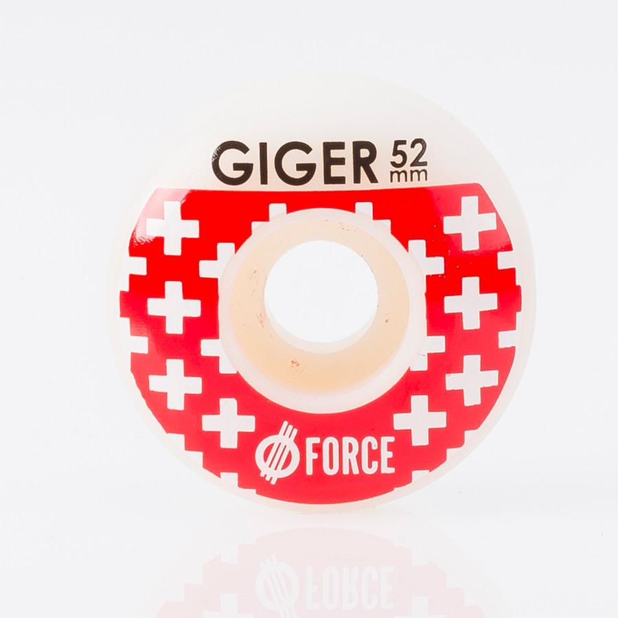 Jonny Giger Switzerland - 52mm