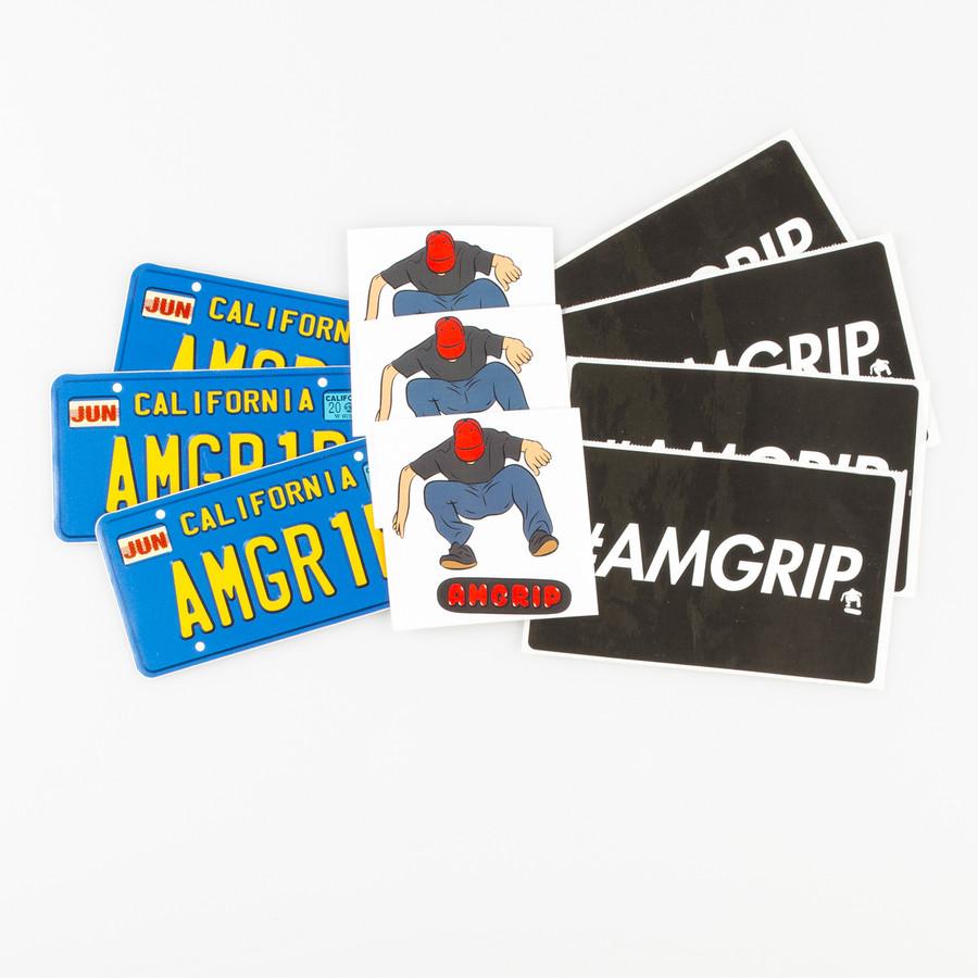 Sticker Pack - Amgrip