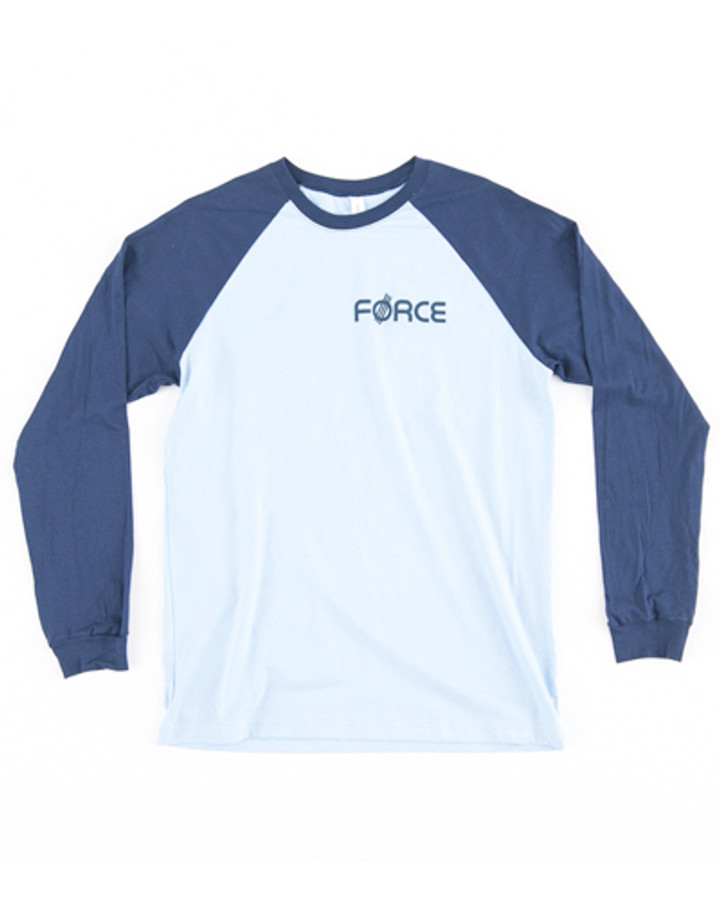Sky - Long Sleeve Tee (Small Only left)