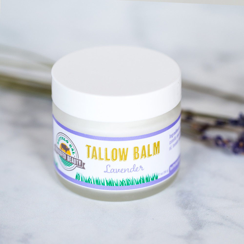Lavender Tallow Body Balm