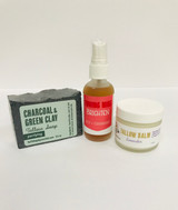 Normal to Oily Skin Set