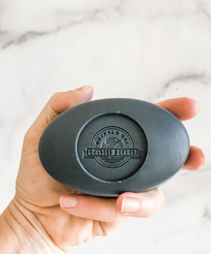 Charcoal & Green Clay Tallow Soap