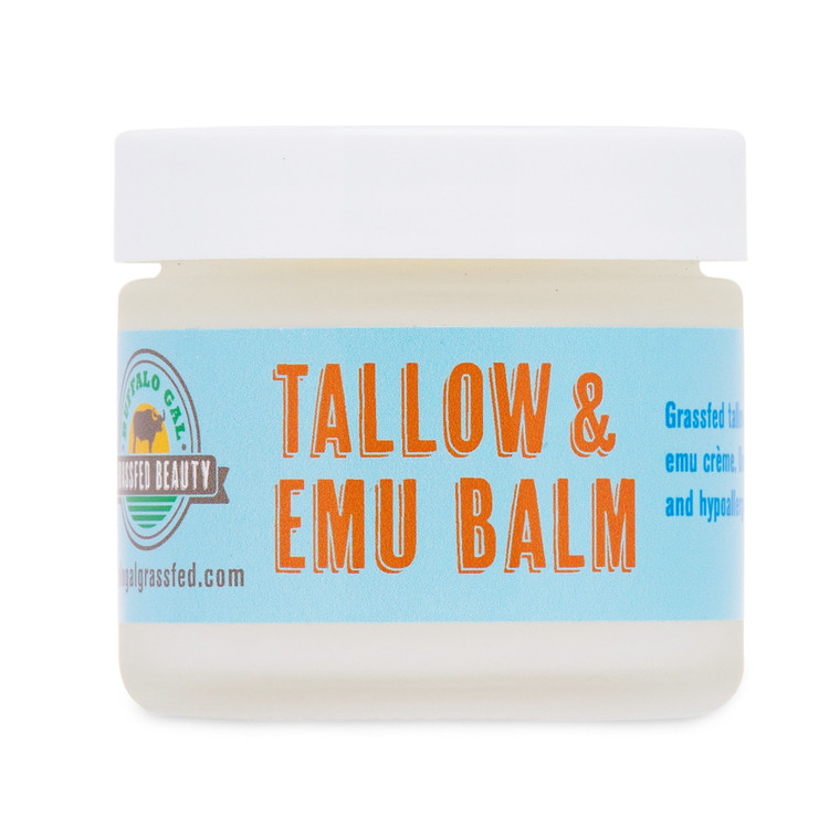 TALLOW & EMU BALM  (2 oz)