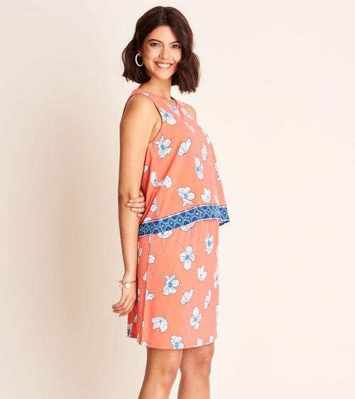 Roberta Dress - Summer Blossoms
