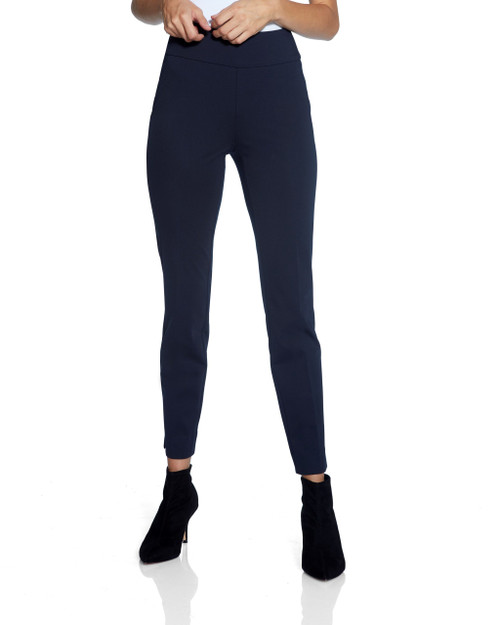 Navy Basic Roma with Side Slit 67085(1265645)