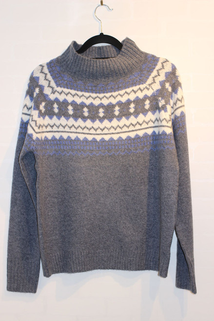 Kerenhart Blue Pullover 37055