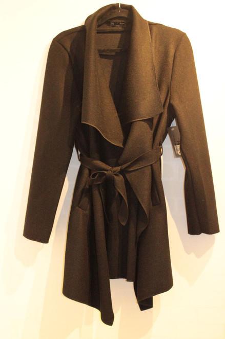 Bella Amore Black Coat 98103