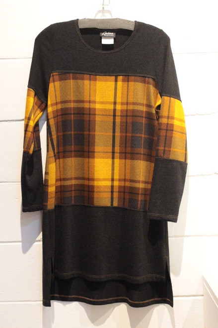 Artex Tunic 57620 plaid