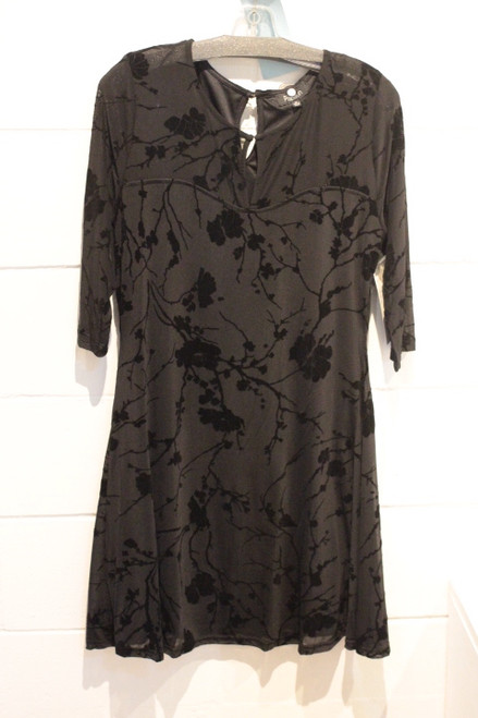 Papillon Dress PD-06628 (Black)P