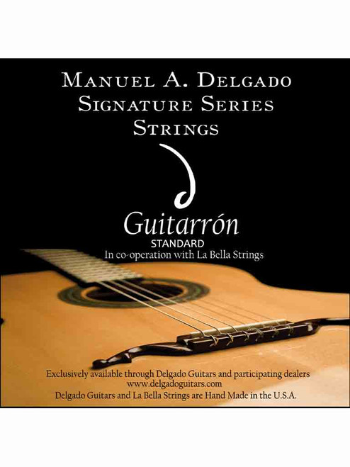 Delgado Guitarrón Signature Strings (Standard Tension)