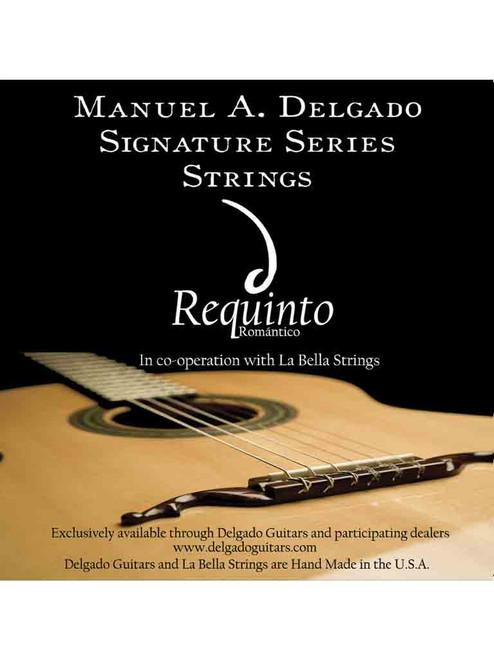 Delgado Requinto Romantico Signature Strings