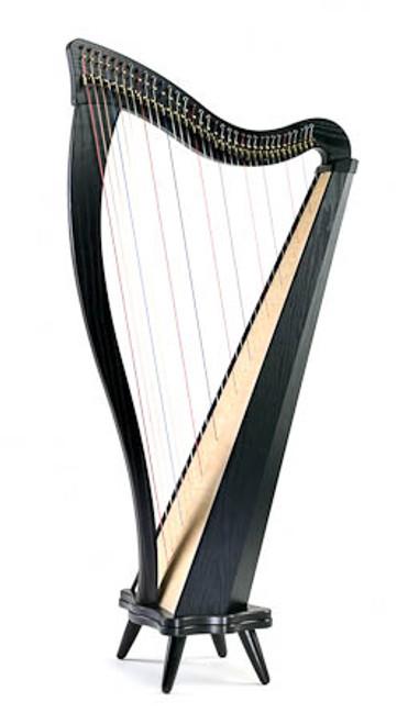 Ravenna 34 Harp Complete