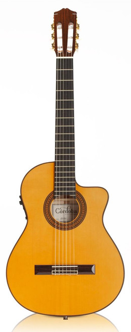 Cordoba 55FCE Cutaway Guitar