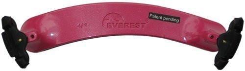 Everest ES-4 Hotpink Shoulder Rest 3/4-4/4