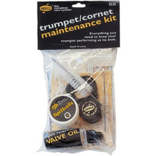 Herco Trumpet Cleaning Kit