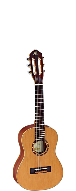 Ortega Family Series Cedar Top Guitar
