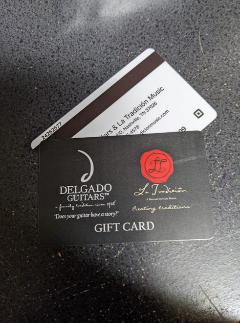 Gift Card $100 Value