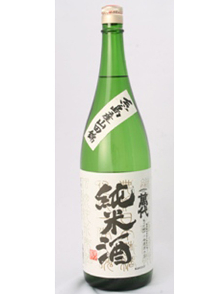 This junmai sake is a sake characterized by soft taste with richness and sharpness.