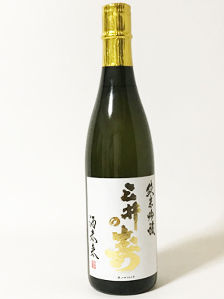 This Japanese sake was gorgeous and ever so slightly sweet with very low acid allowing it to melt on the palate.