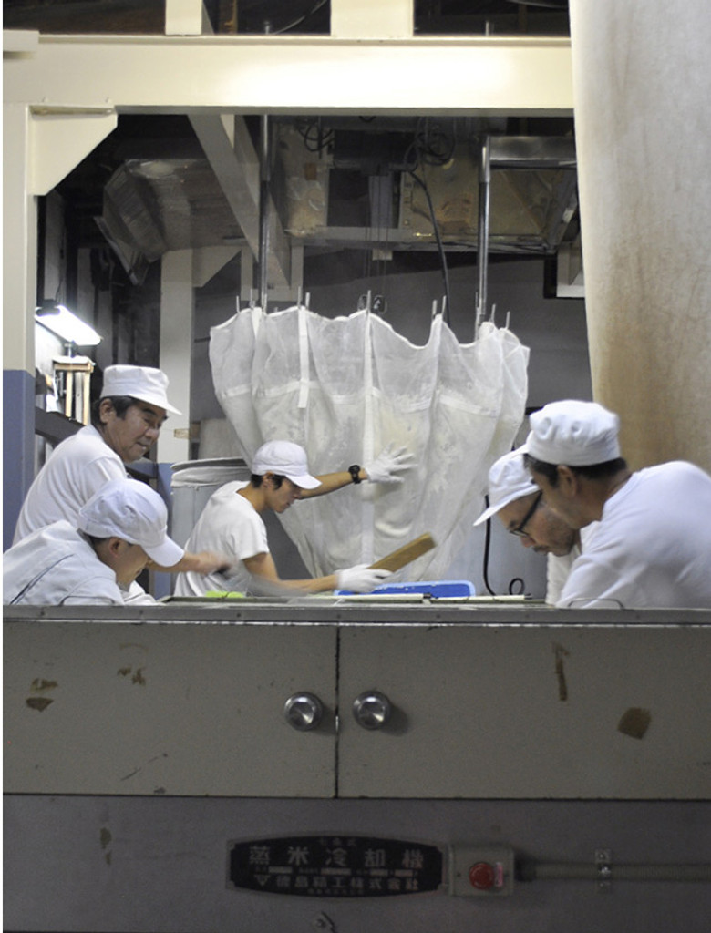 We have devoted our spirit for the last 16 generation to making the finest Sake in the region.