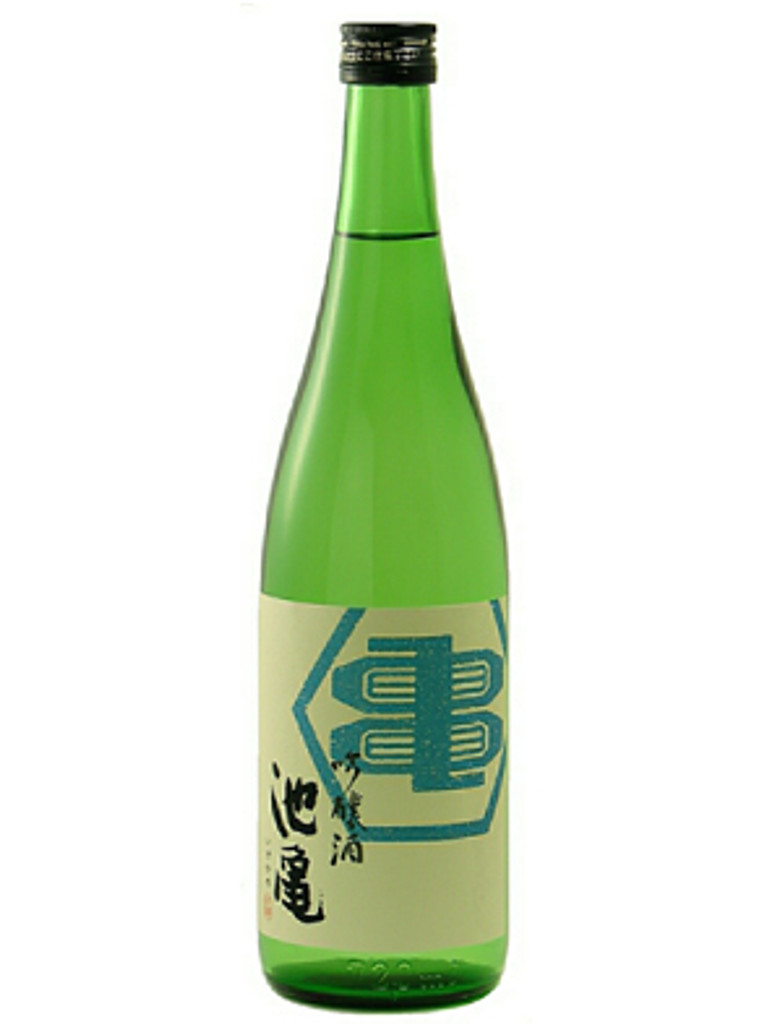 "The sake tastes fruity and soft like ""Nama Zake"",  accompanied by smooth and full-bodied flavor."
