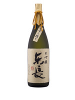 This Daiginjo sake (limited product) is the special sake made by the method of shizukushibori (hanging the mash in bags and allowing the liquid to drip out under its own weight).