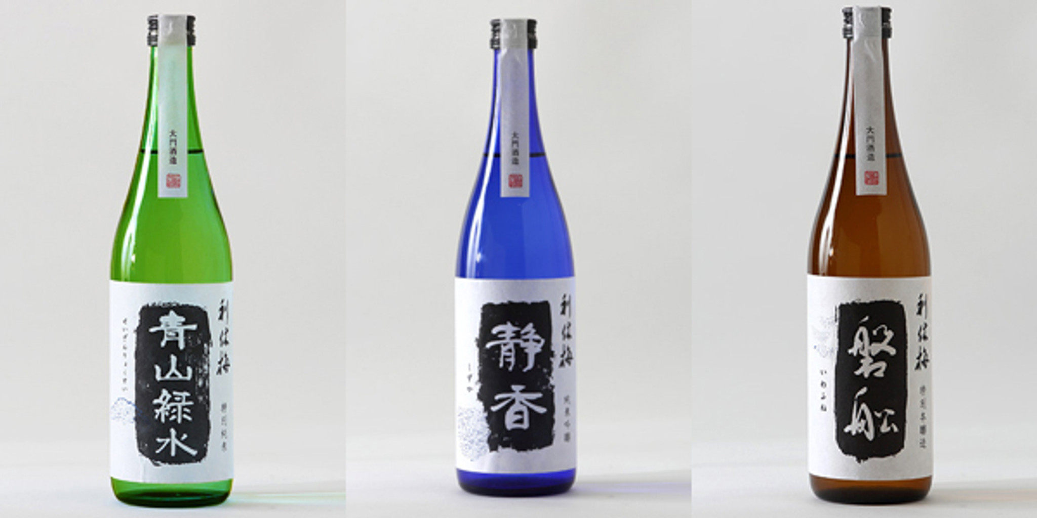 Sake from Daimon Brewery