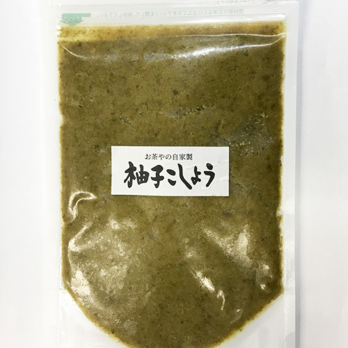 Yuzu Koshou Japanese seasoning Pepper
