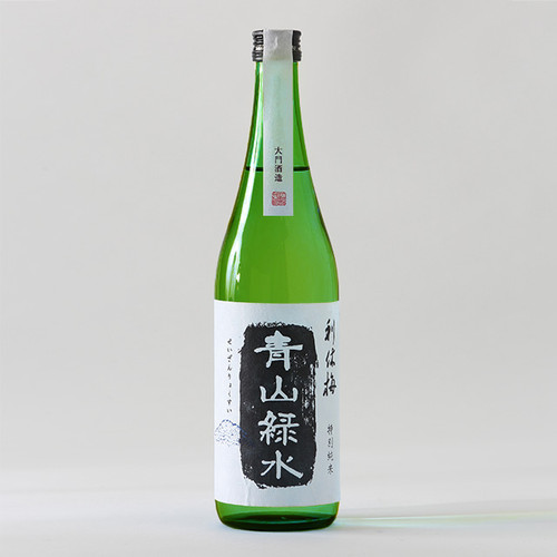 SEIZAN RYOKUSUI – Tokubetsu Junmai720ml