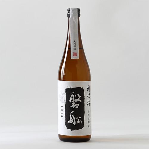 The Name of the product : IWAFUNE – Tokubetsu Honjozo