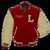 Logan HS Letter Jacket Front