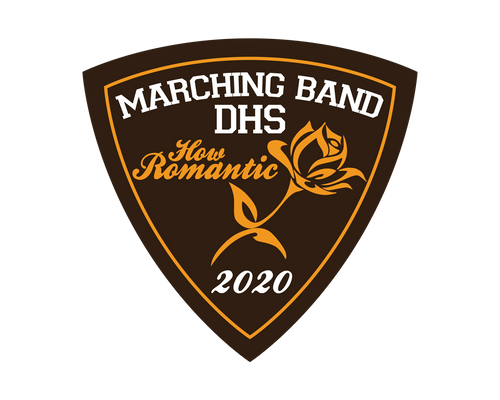 DHS Marching Band 2020 Patch