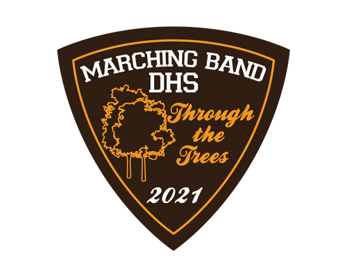 DHS Marching Band 2021 Patch
