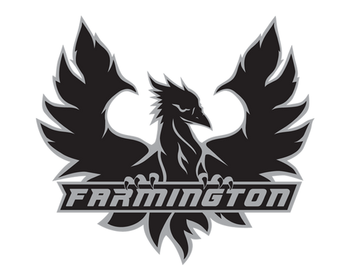 Farmington HS Back Mascot Patches