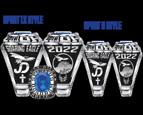 Juan Diego HS Spirit Ring