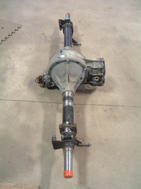 "Winters ""Sprint"" 4.11 quick change rear end w/ aluminum spool"