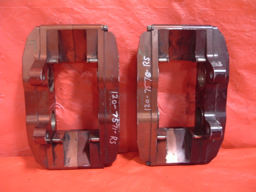 Pair of Wilwood Billet Superlite 4/ST Calipers with Thermlock Pistons