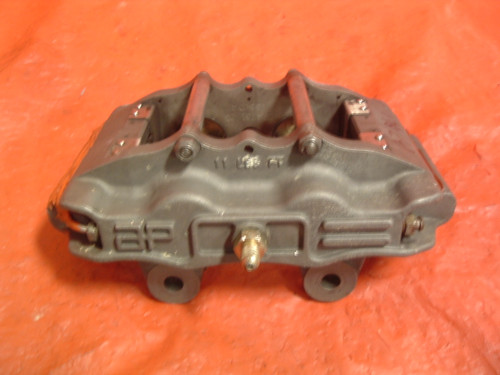 Single AP Racing 4 piston brake caliper 1.38 pistons