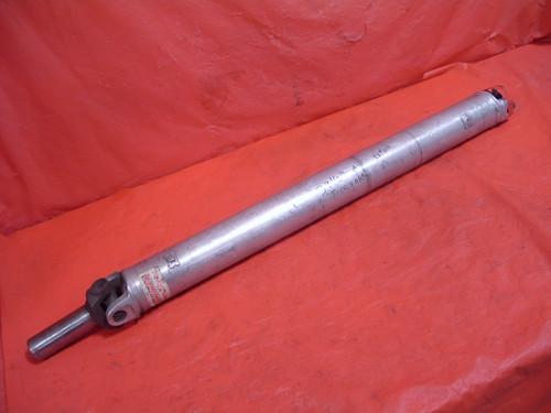 """Dynotech 39 1/2"""" aluminum driveshaft w/ T-10 yoke"""