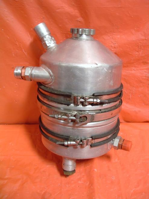Peterson 3 gallon dry sump oil tank