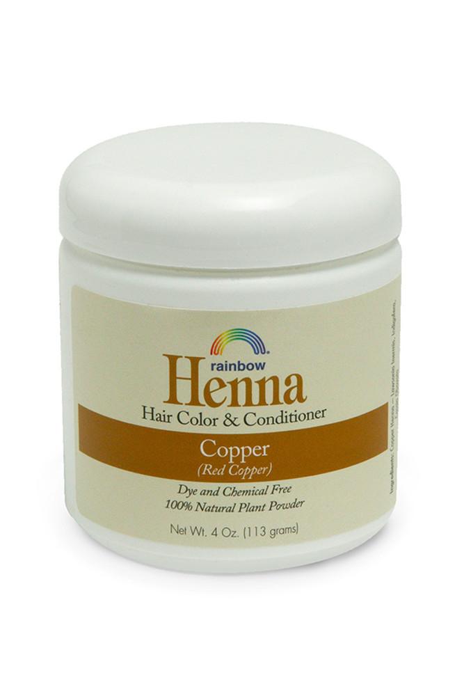 Henna Copper 4oz 17oz 34oz Rainbow Research Corporation