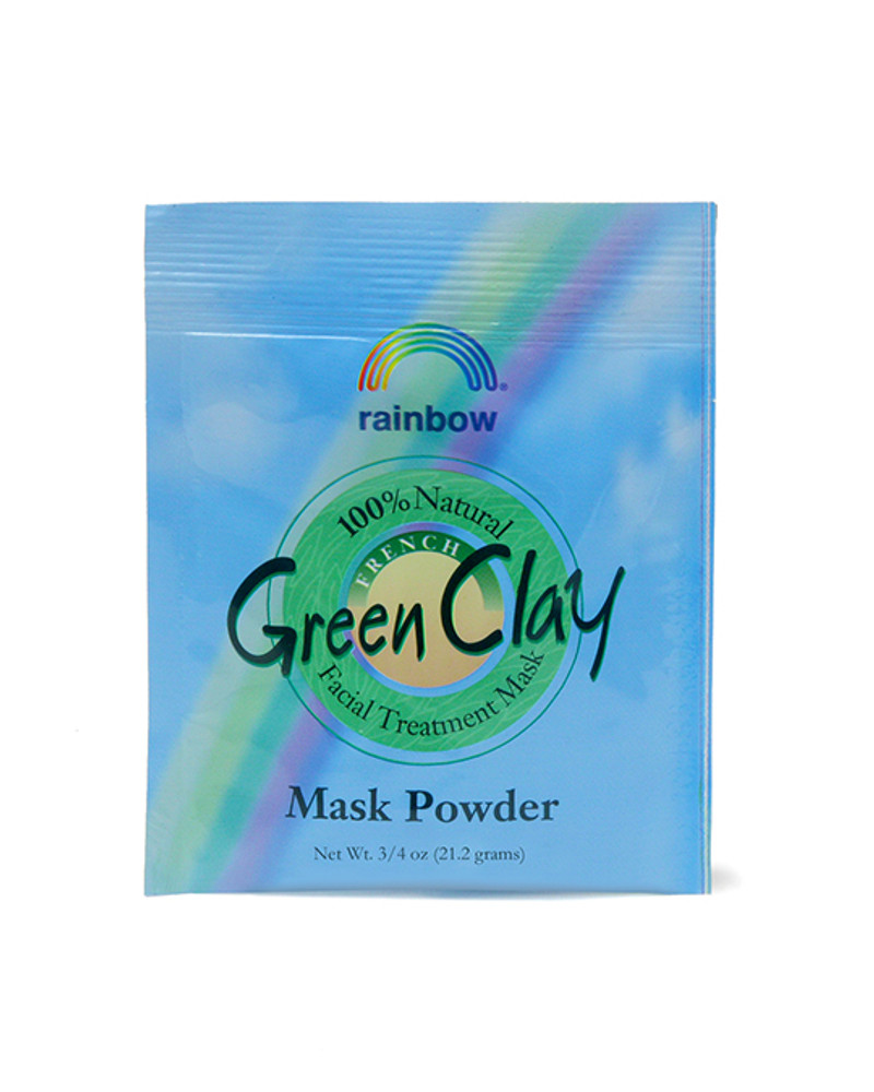 Green Clay Packet
