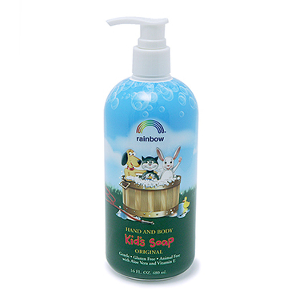 Kids Liquid Soap - Original Scent 16oz
