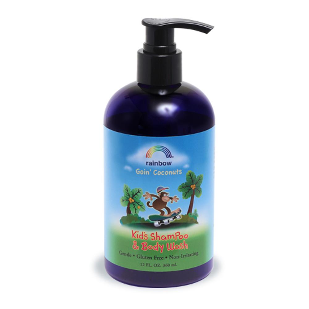 Kids Shampoo & Body Wash  Goin' Coconuts