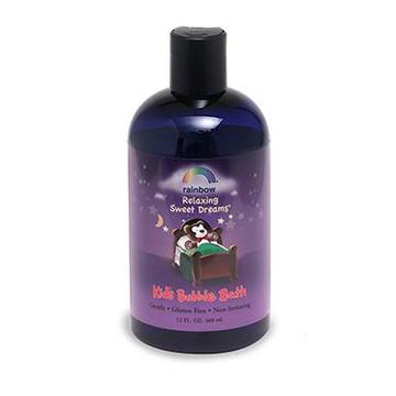 Kids Bubble Bath  Sweet Dreams 12oz