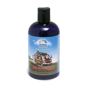 Kids Bubble Bath  Unscented 12oz