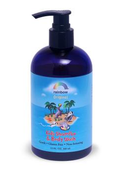 Kids Shampoo & Body Wash Original Scent 12oz
